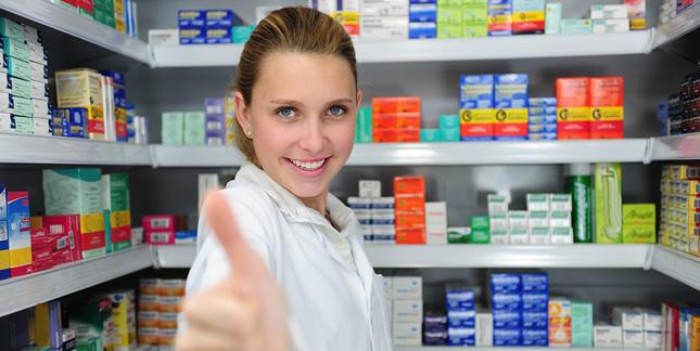 оплата в аптеке
